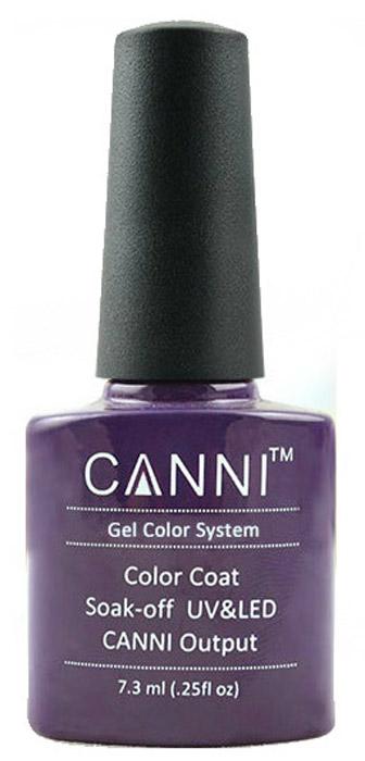 Canni Гель-лак для ногтей Colors, тон №32, 7,3 мл canni гель лак для ногтей colors тон 129 7 3 мл