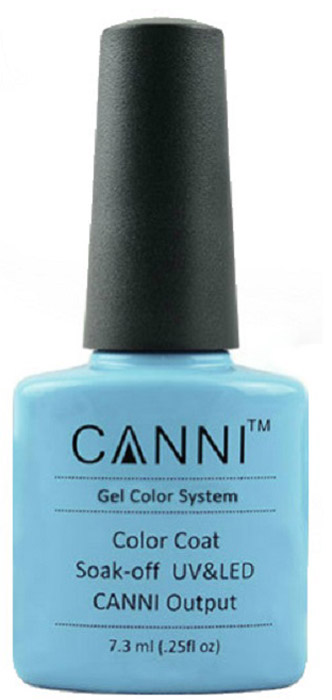 Canni Гель-лак для ногтей Colors, тон №37, 7,3 мл canni гель лак для ногтей colors тон 129 7 3 мл