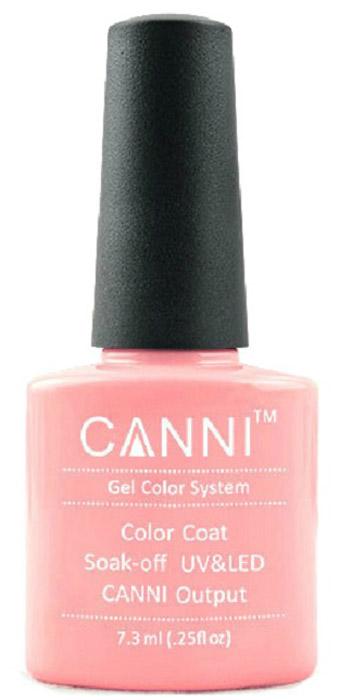 Canni Гель-лак для ногтей Colors, тон №115, 7,3 мл canni гель лак для ногтей colors тон 129 7 3 мл