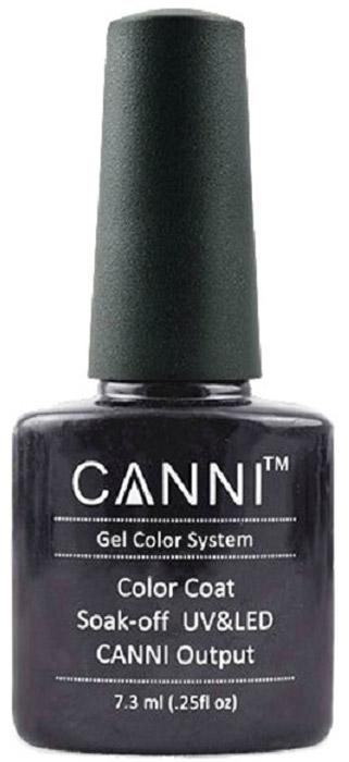 Canni Гель-лак для ногтей Colors, тон №130, 7,3 мл canni гель лак для ногтей colors тон 129 7 3 мл