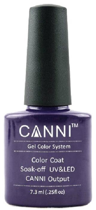 Canni Гель-лак для ногтей Colors, тон №176, 7,3 мл canni гель лак для ногтей colors тон 129 7 3 мл