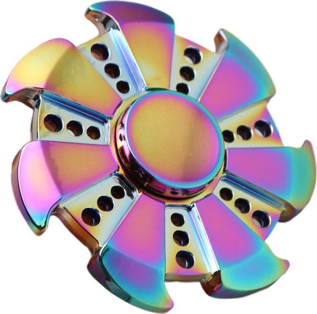 TipTop Спиннер-экзотика Колесо цвет радужный ВР-00000947 tiptop спиннер экзотика клевер цвет радужный