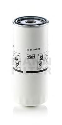 Масляный фильтр Mann-Filter W1110234 цена