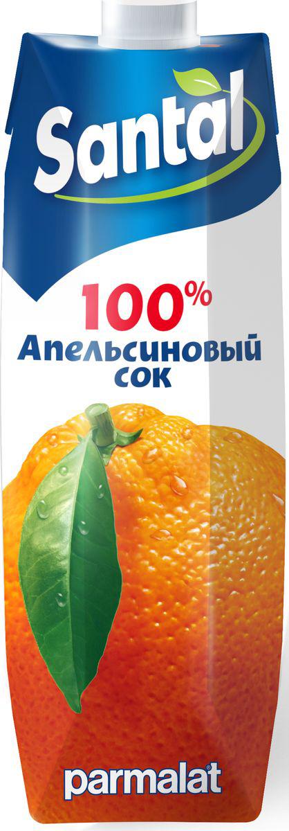 Santal Сок Апельсиновый, 1 л
