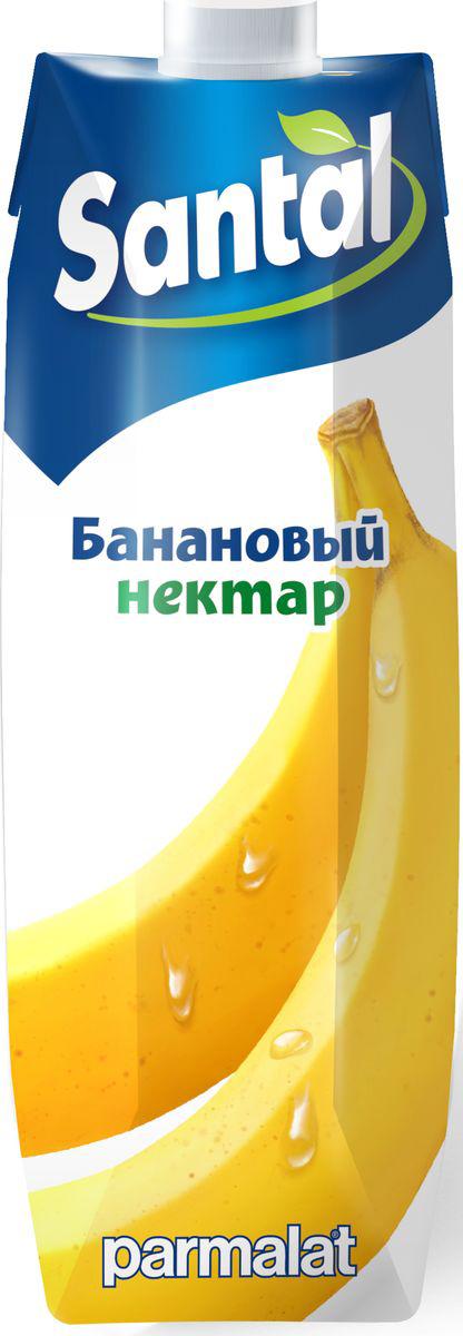 Santal Нектар Банановый, 1 л