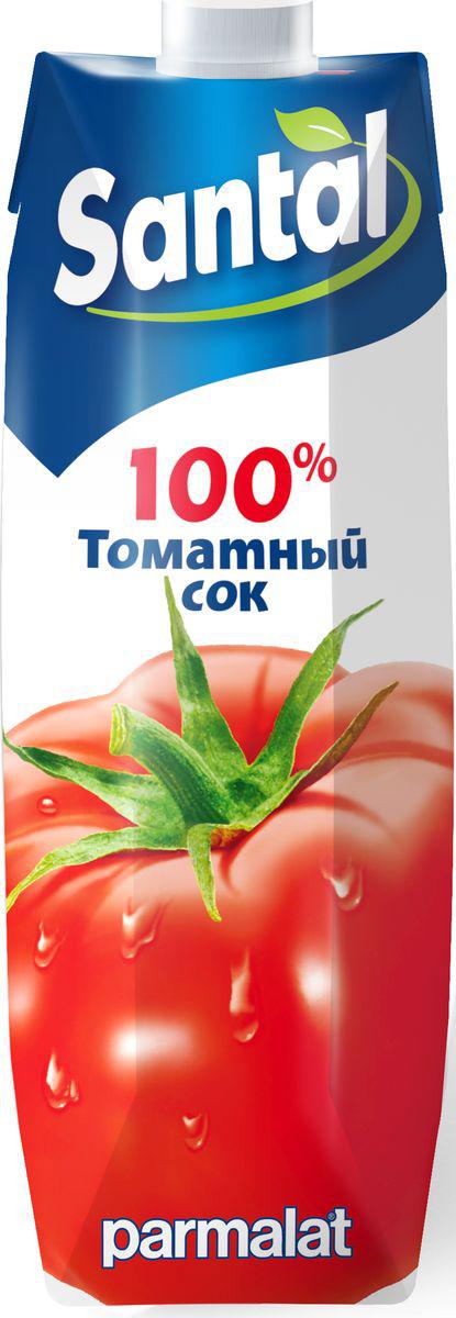 Santal Сок Томатный, 1 л 4 сезона сок томатный 1 л