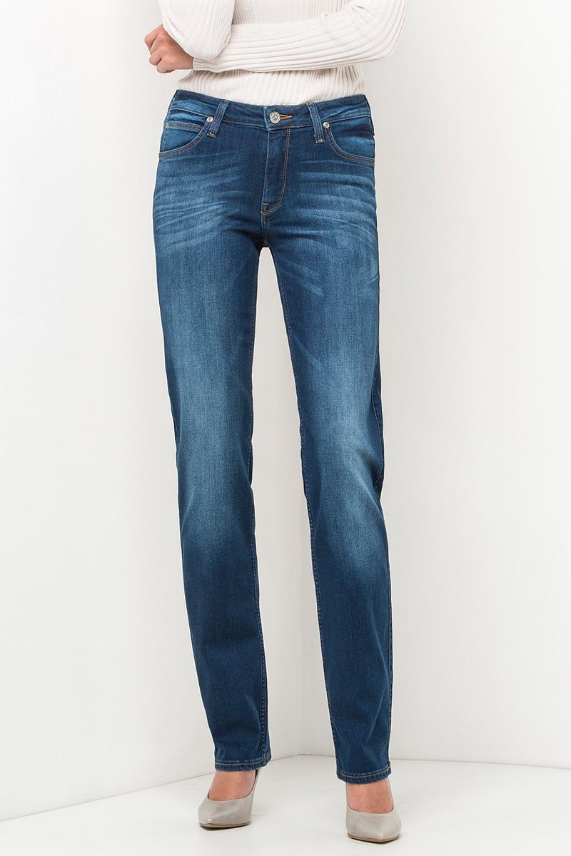 Джинсы Lee Marion Straight прямые джинсы sumner straight