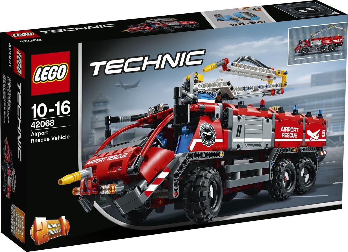 LEGO Technic 42068 Автомобиль спасательной службы Конструктор