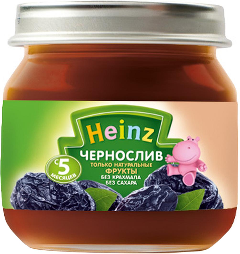 Heinz пюре чернослив, с 5 месяцев, 80 г пюре heinz чернослив с 5 мес 80 г