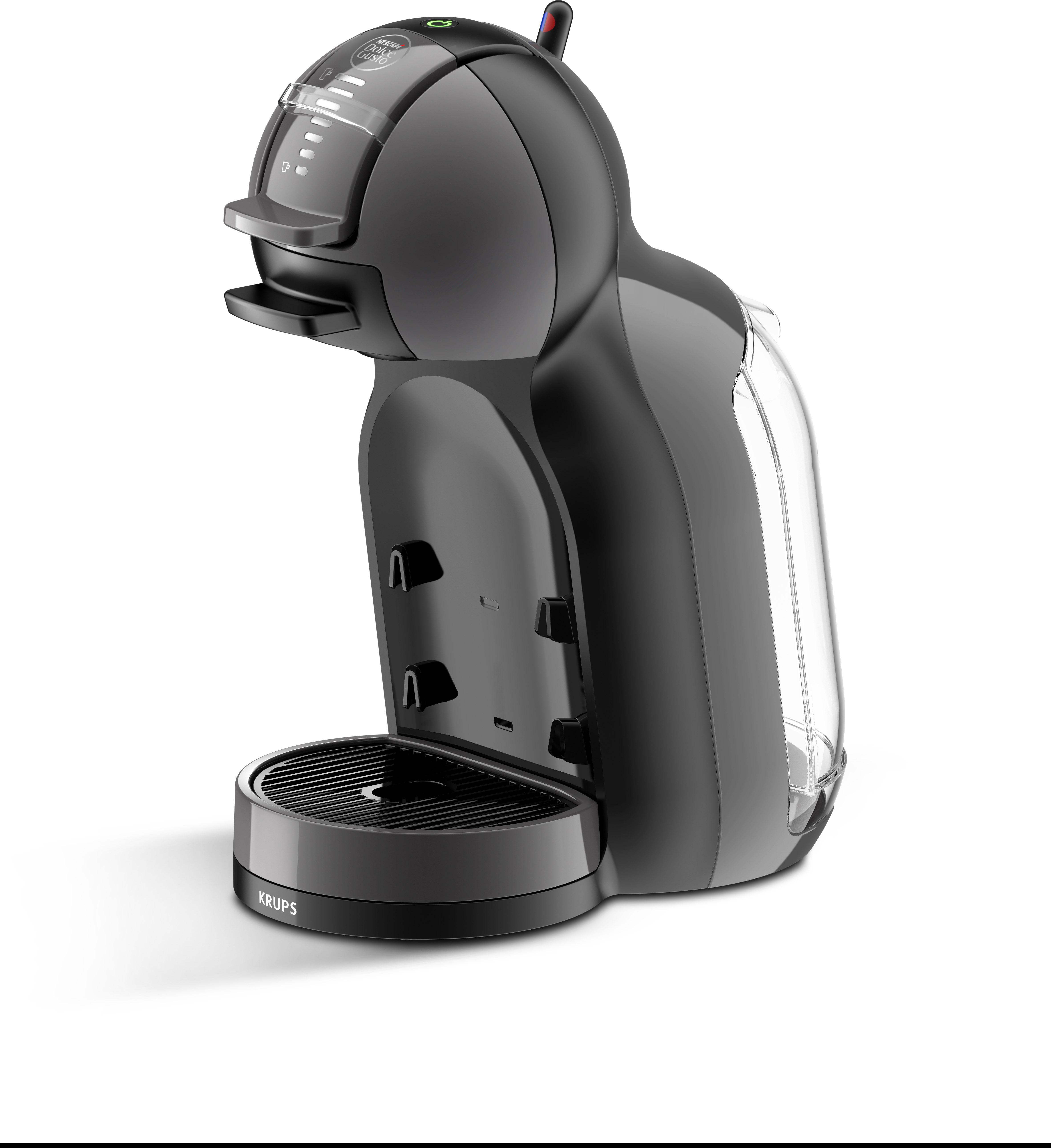 Кофемашина NESCAFE Dolce Gusto Krups KP120810 Mini Me черная Krups KP120810 Mini Me -уникальная система...