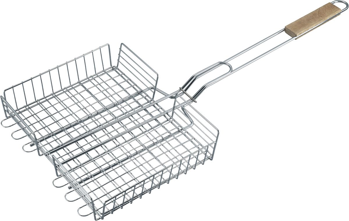 Решетка для барбекю Bekker BK-3080(20) решетка для барбекю труд вача 20 20 см
