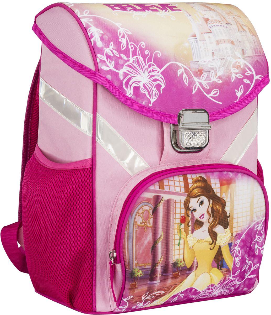 Disney Princess Ранец школьный Принцесса Белль disney ранец школьный феи и невиданный зверь