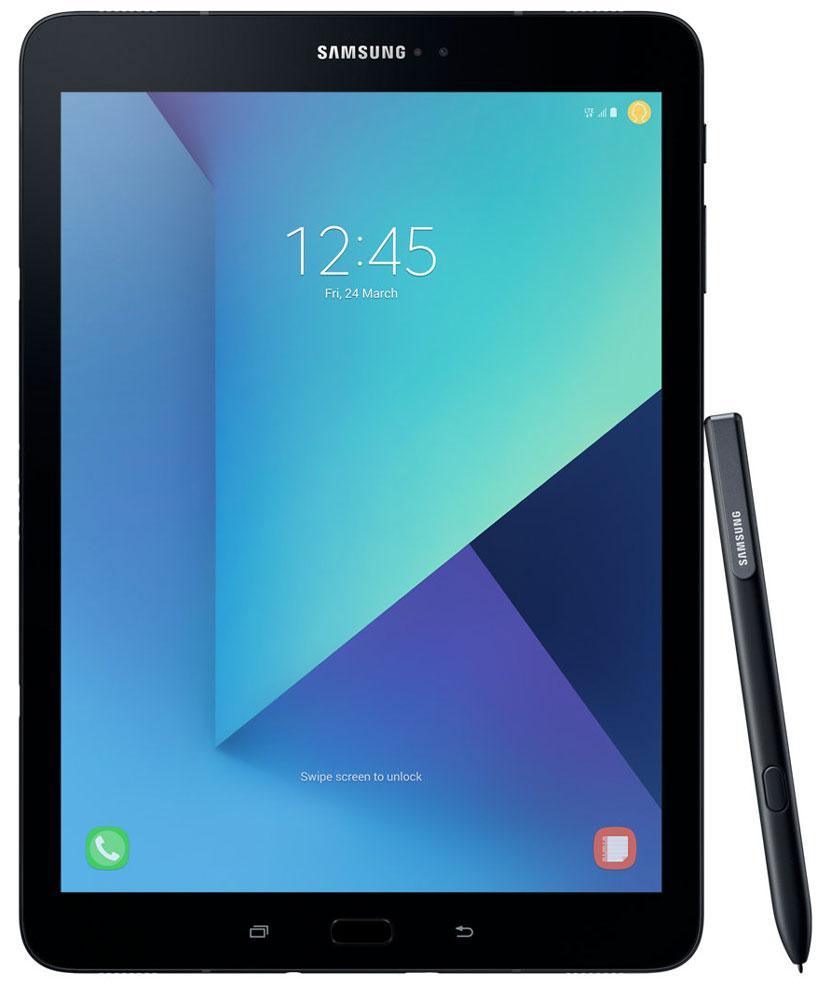 "9.7"" Планшет Samsung Galaxy Tab S3 Wi-Fi + LTE (2017) 32 GB, черный"