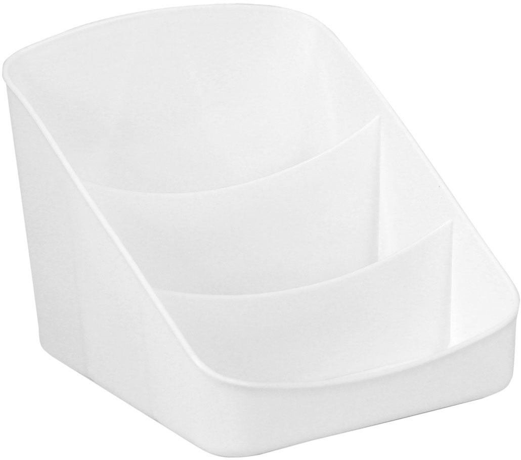 Органайзер для специй Idea, цвет: белый, 6 х 16 х 16 см органайзер для специй idea цвет белый 6 х 16 х 16 см
