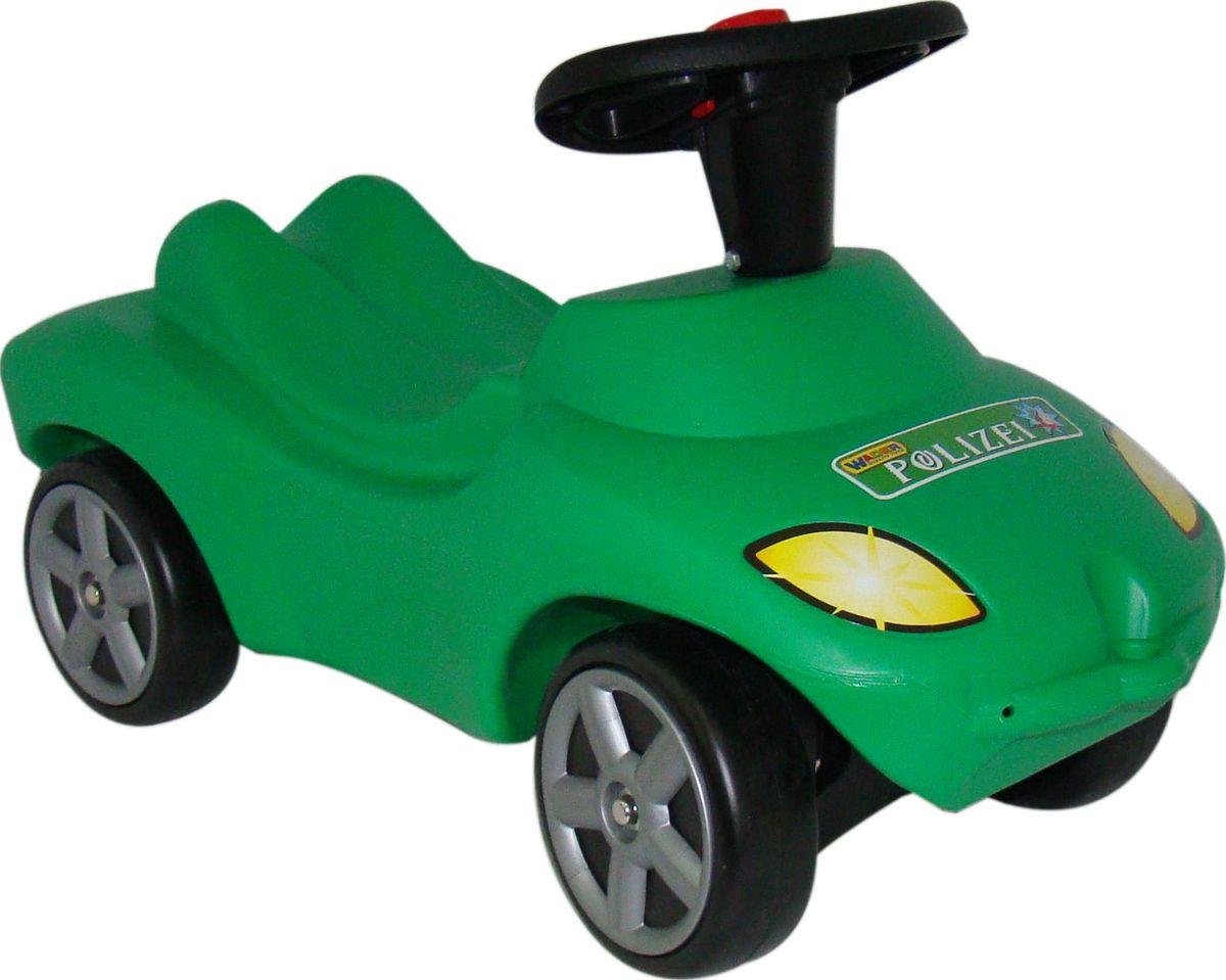 Полесье Автомобиль-каталка Полиция 42231, цвет в ассортименте