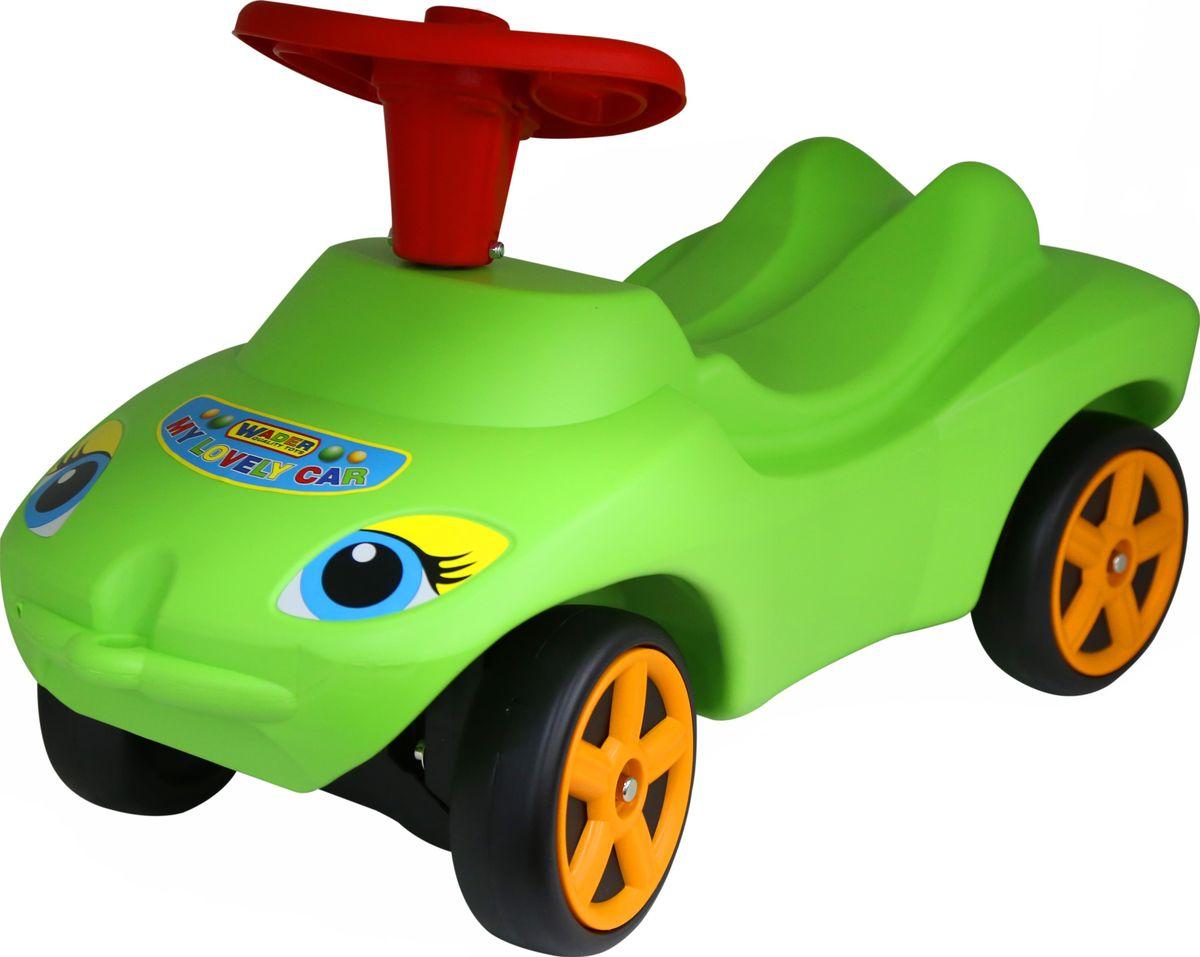 Полесье Каталка Мой любимый автомобиль, 44617, цвет в ассортименте полесье автомобиль каталка sokol 48165 цвет в ассортименте