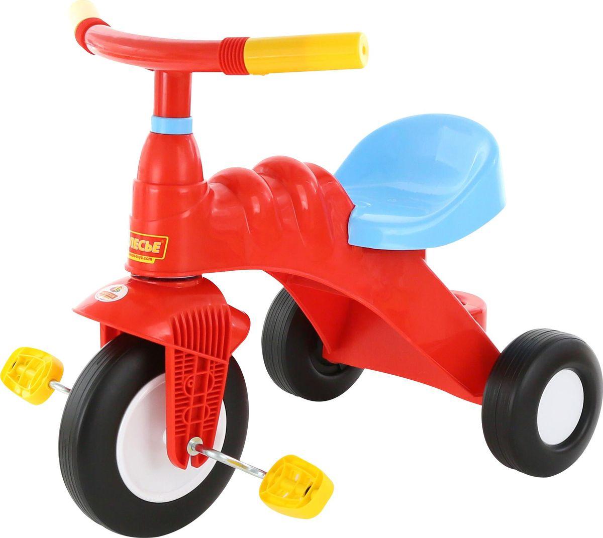 Полесье Велосипед трехколесный Малыш, цвет в ассортименте