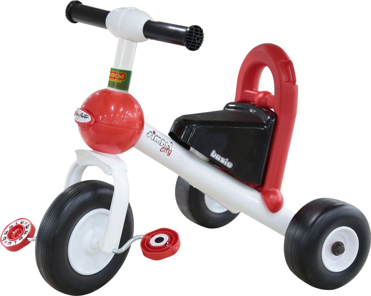 Полесье Велосипед трехколесный Базик, цвет в ассортименте