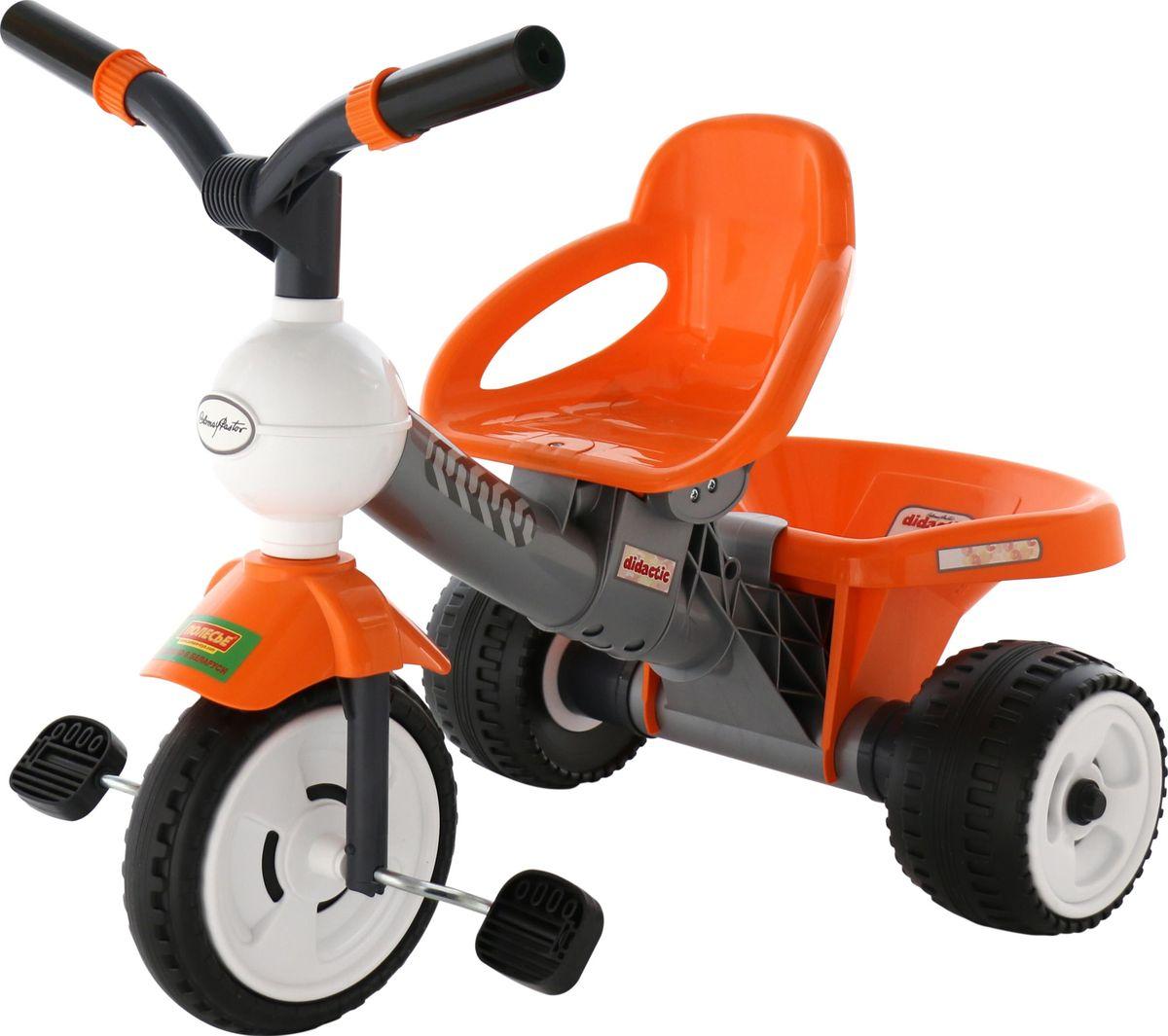 Полесье Велосипед трехколесный Дидактик, 46321, цвет в ассортименте
