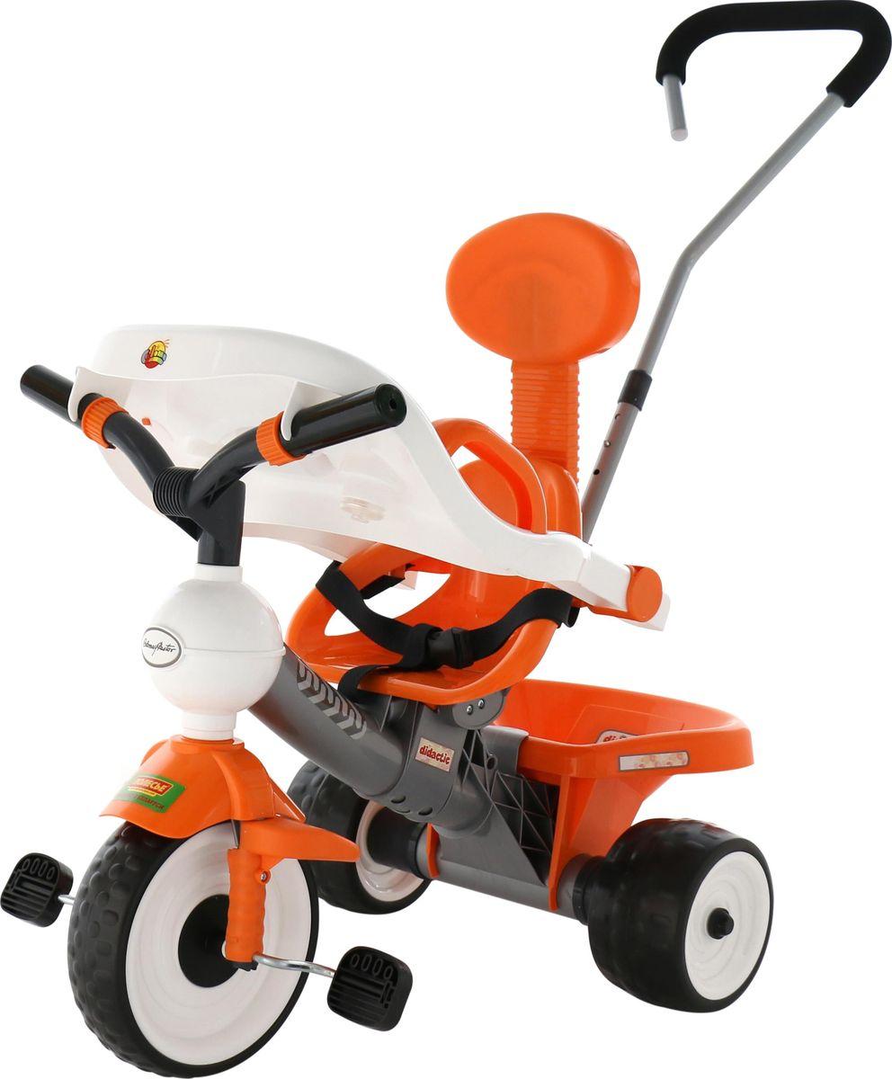 Полесье Велосипед трехколесный Дидактик №2, 46376, цвет в ассортименте