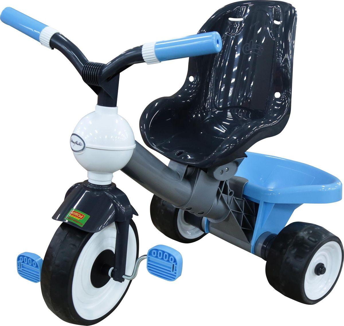 Полесье Велосипед трехколесный Амиго №2, 46420, цвет в ассортименте