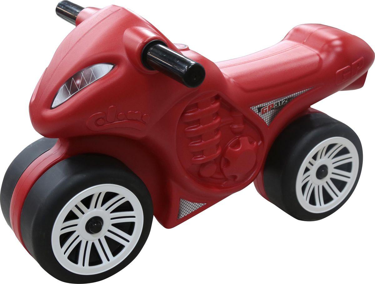 купить Полесье Каталка Мотоцикл Фантом, цвет в ассортименте по цене 2217 рублей