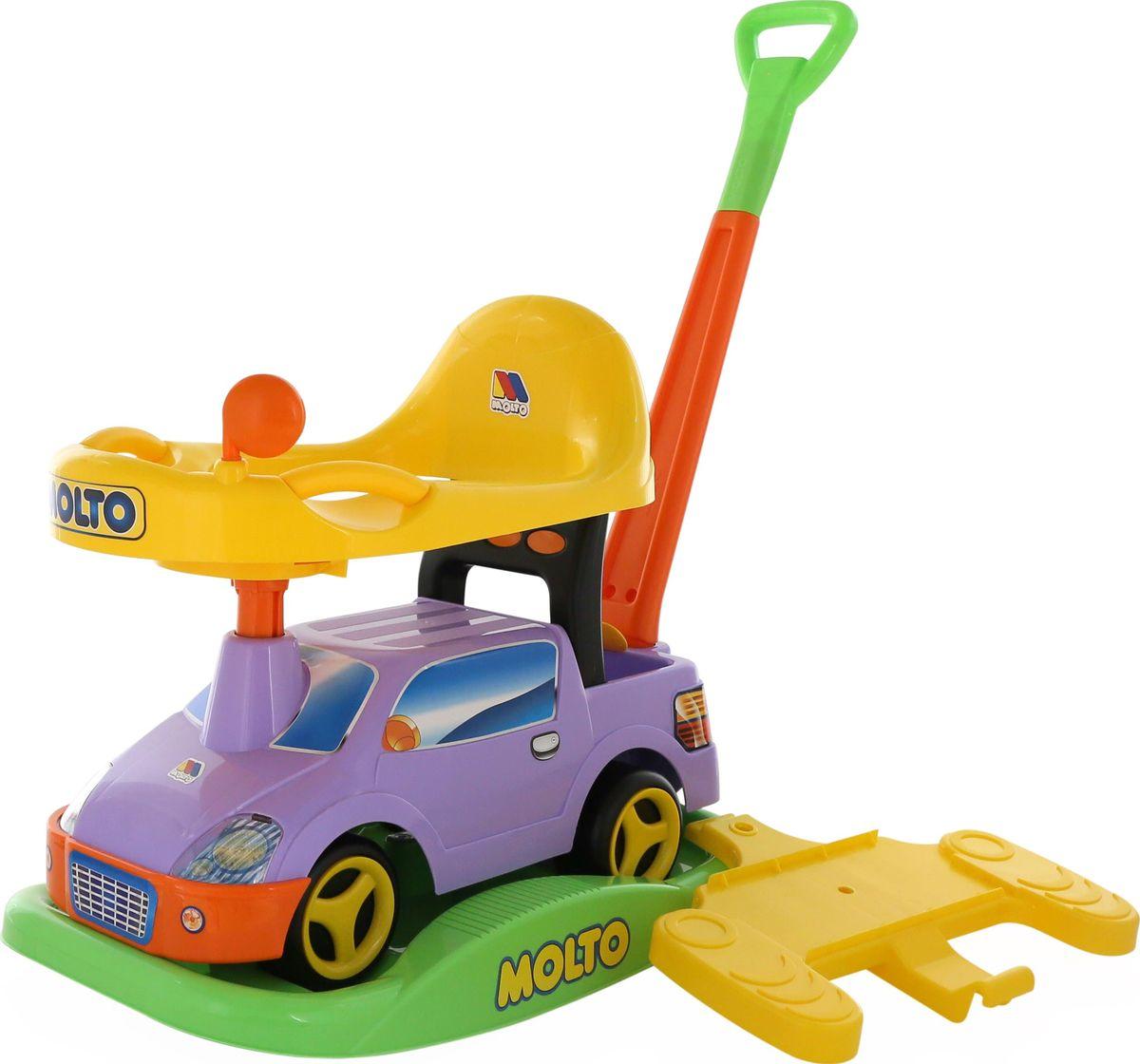 Полесье Каталка Пикап №2 цвет в ассортименте автомобиль каталка полесье премиум 2 67142 цвет в ассортименте