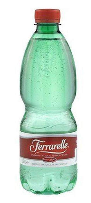 Ferrarelle вода минеральная, 0,5 л