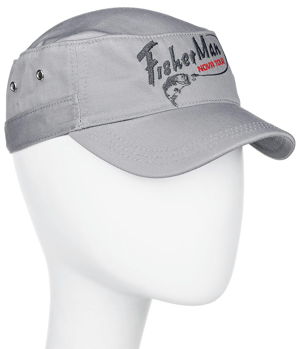 Кепка FisherMan Nova Tour кепка для рыбалки fisherman nova tour кипер цвет черный 95334 901 размер 57