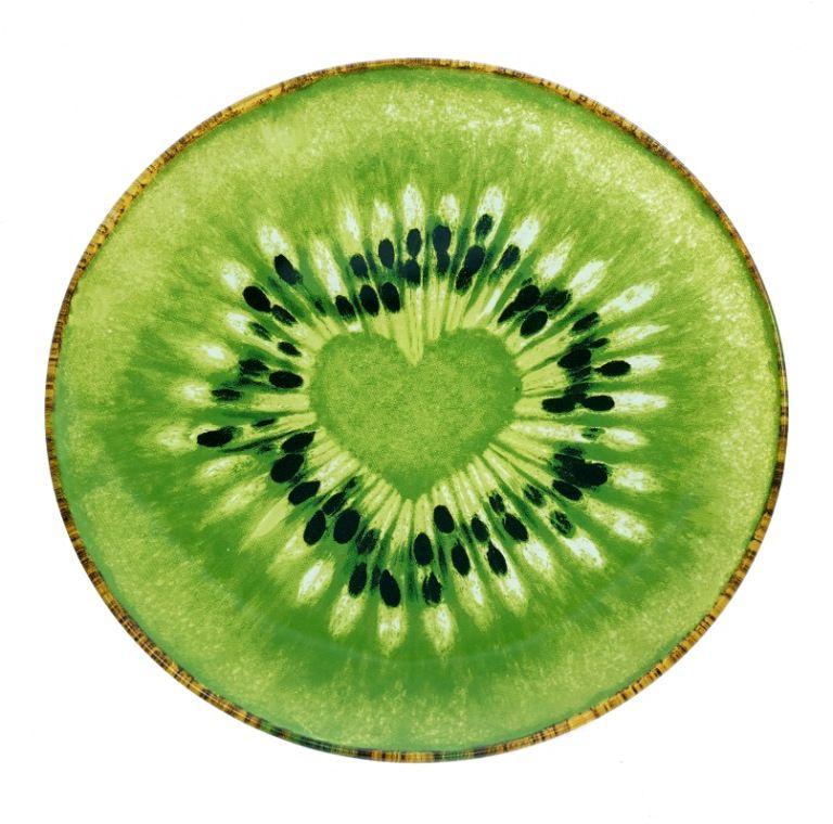 """Блюдо сервировочное Walmer """"Kiwi"""", диаметр 20 см"""