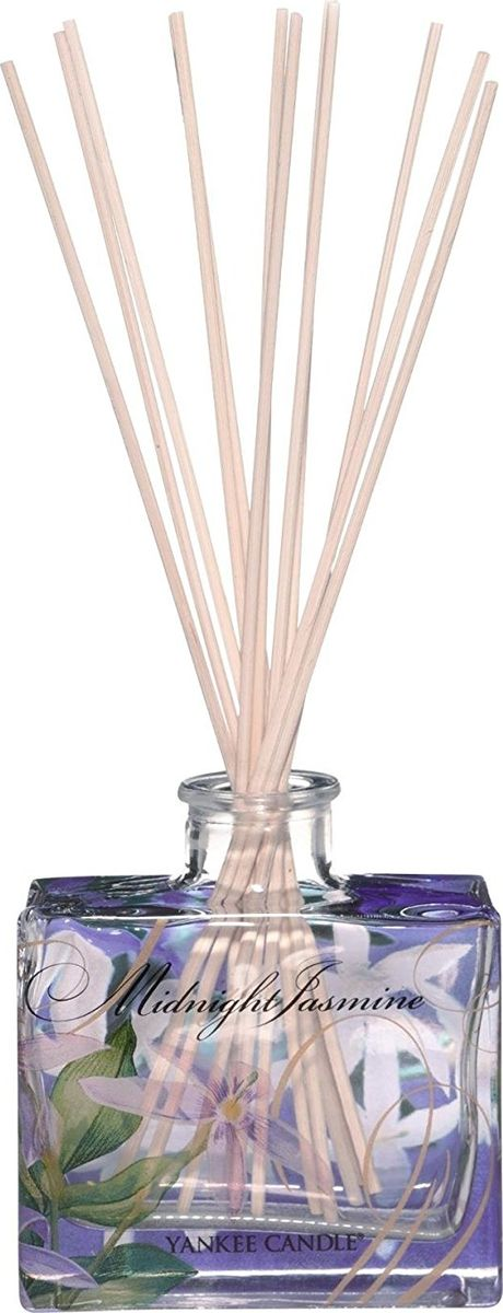 Диффузор Yankee Candle Ночной жасмин, 88 мл диффузор yankee candle чёрная черешня 88 мл