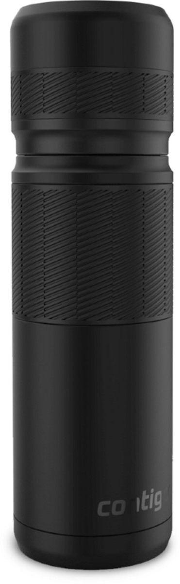 Термос Contigo Thermal Bottle, цвет: черный, 740 мл