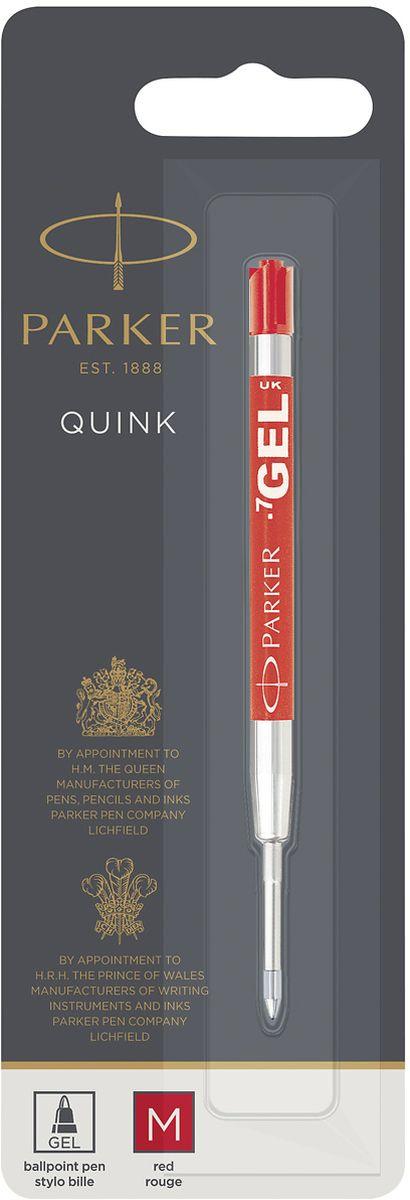 Parker Стержень для шариковых ручек Medium цвет чернил красный