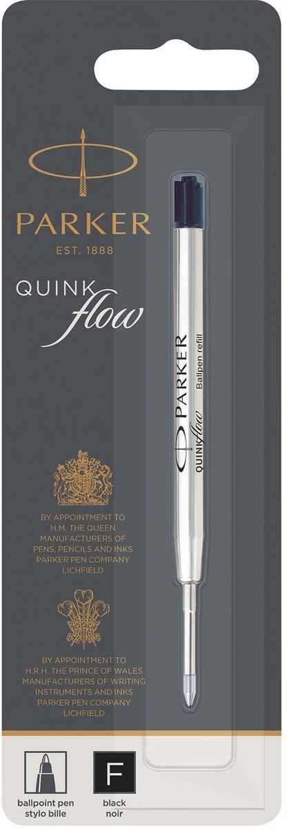 Parker Стержень для шариковых ручек Quink Flow Fine цвет черный