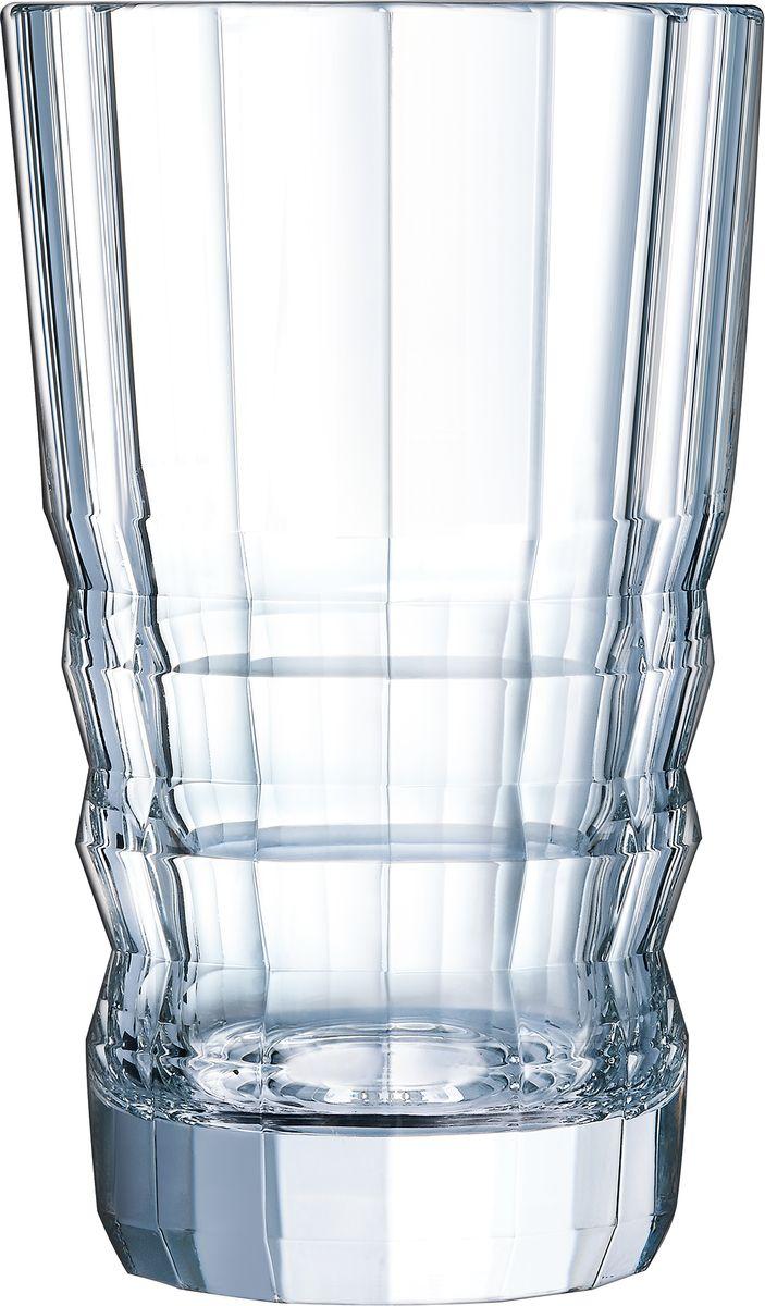 Ваза Cristal d'Arques Architecte, высота 27 см 51 kerastase fibre architecte