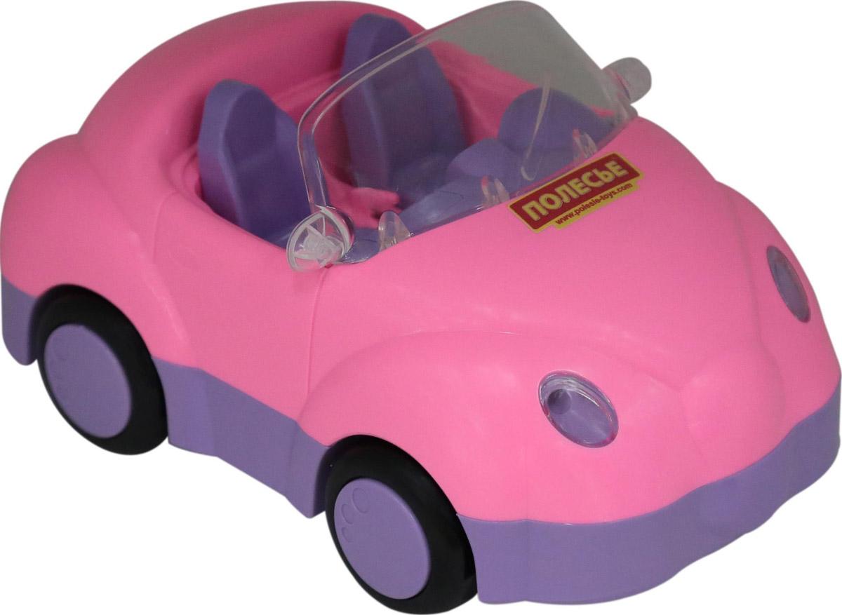 Полесье Автомобиль Улыбка, цвет в ассортименте автомобиль пластмастер малютка зефирки цвет в ассортименте 31172