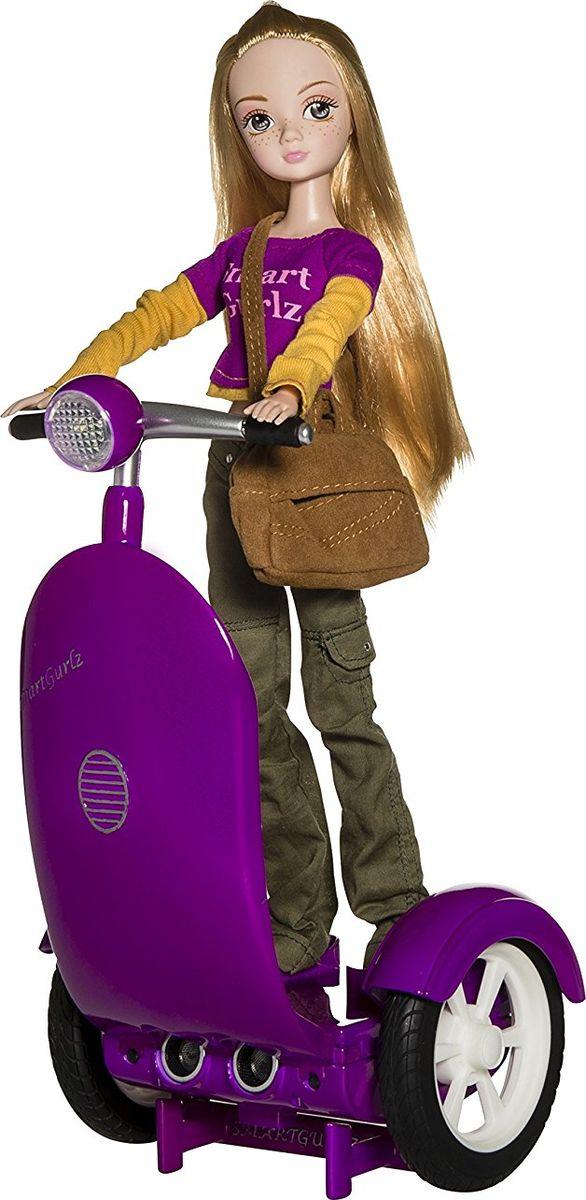 SmartGurlz Робот Сигги с куклой Жанна сигвей с сиденьем и рулём
