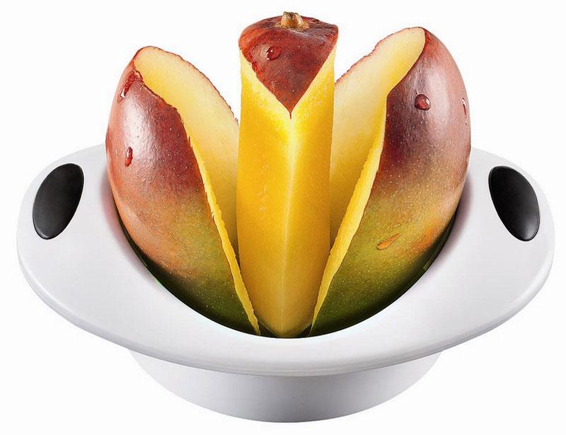 Нож для манго Moha Mango, цвет: белый нож для манго moha mango цвет белый