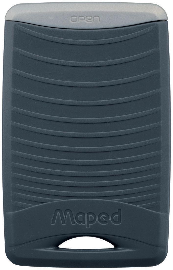 Maped Лупа офисная 3 кратная392510Лупа 3 увеличения, карманная расположена в защитном пластиковом футляре-брелоке. Размер линзы: 4,8 х 3,8 см.