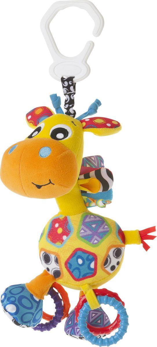 цена на Playgro Игрушка-подвеска Жираф