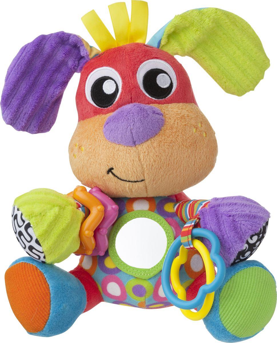 Playgro Развивающая игрушка Собака