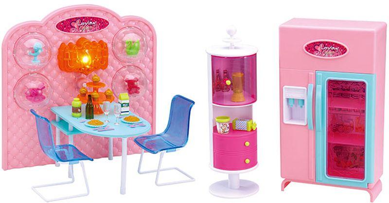 Мебель для кукол DOL0803-009 мебель бу для кафе
