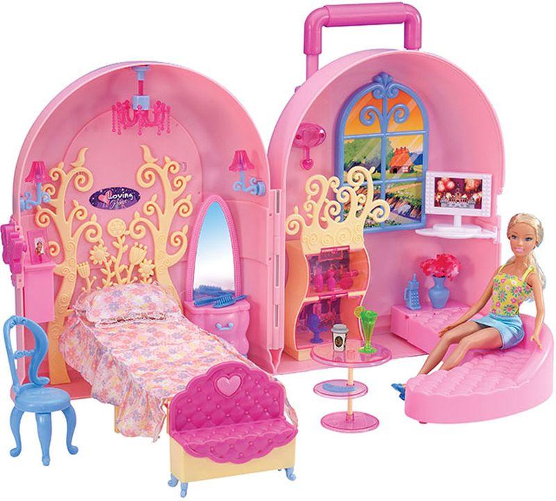 DollyToy Мебель для кукол Комнатка волшебницы цена в Москве и Питере