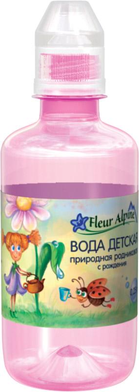Fleur Alpine Organic вода детская питьевая, с рождения, 0,25 л
