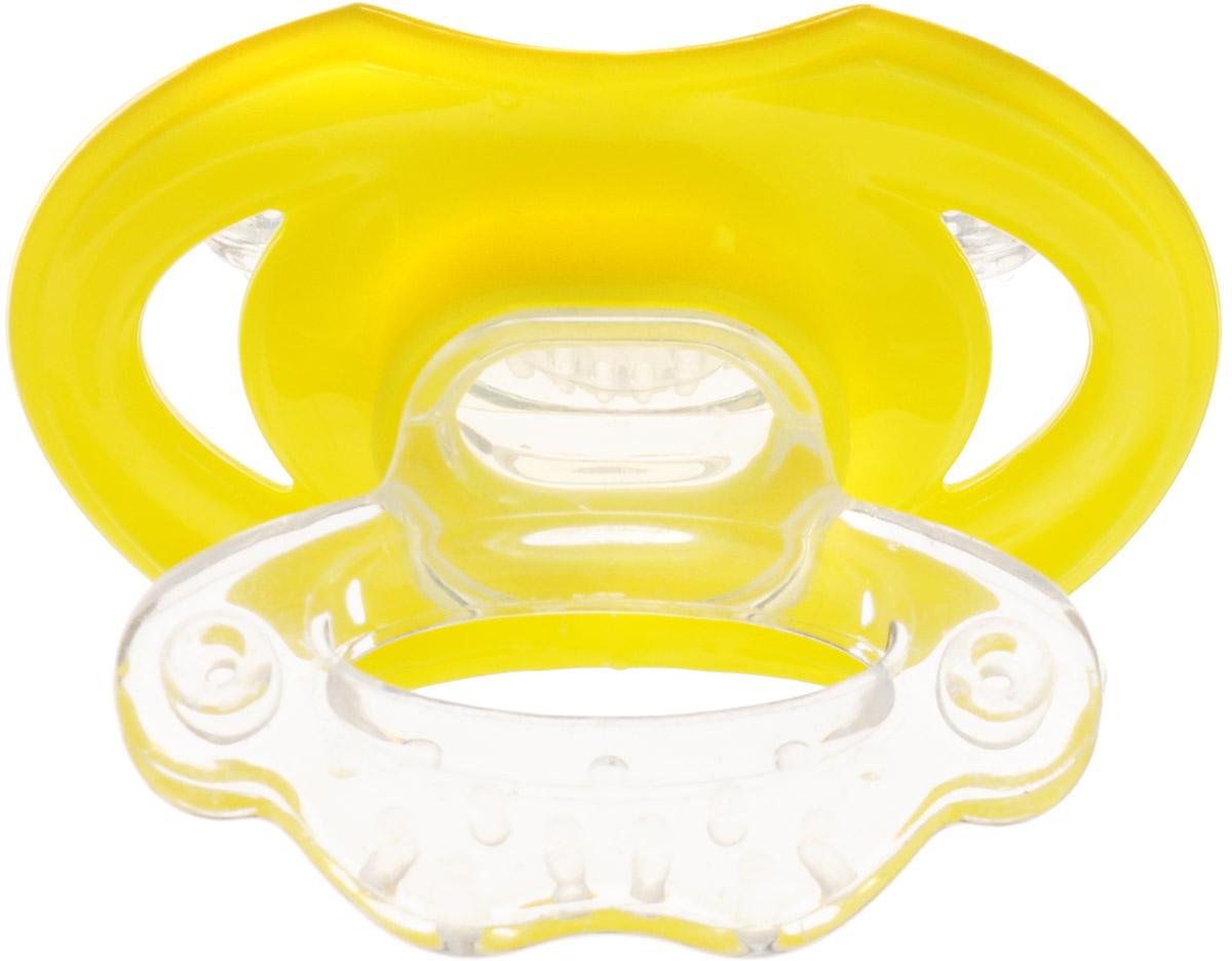 Lubby Прорезыватель Для передних зубов от 4 месяцев игрушка прорезыватель lubby тигренок с водой с 4 мес