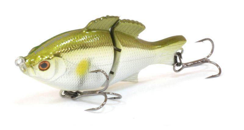 Воблер Tsuribito Pike Hunter S, цвет: серебристый, золотой (009), длина 95 мм, вес 22,5 г