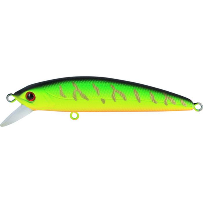 Воблер Tsuribito Deep Diver Minnow S, цвет: зеленый (028), длина 60 мм, вес 6,2 г