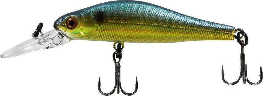Воблер Tsuribito Jerkbait SP-DR, цвет: золотой (571), длина 50 мм, вес 3 г