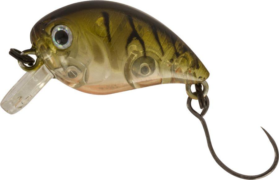 Воблер Tsuribito Baby Crank F-SR, цвет: болотный (515), длина 25 мм, вес 3,1 г воблер tsuribito baby crank f sr цвет оранжевый 529 длина 25 мм вес 3 1 г