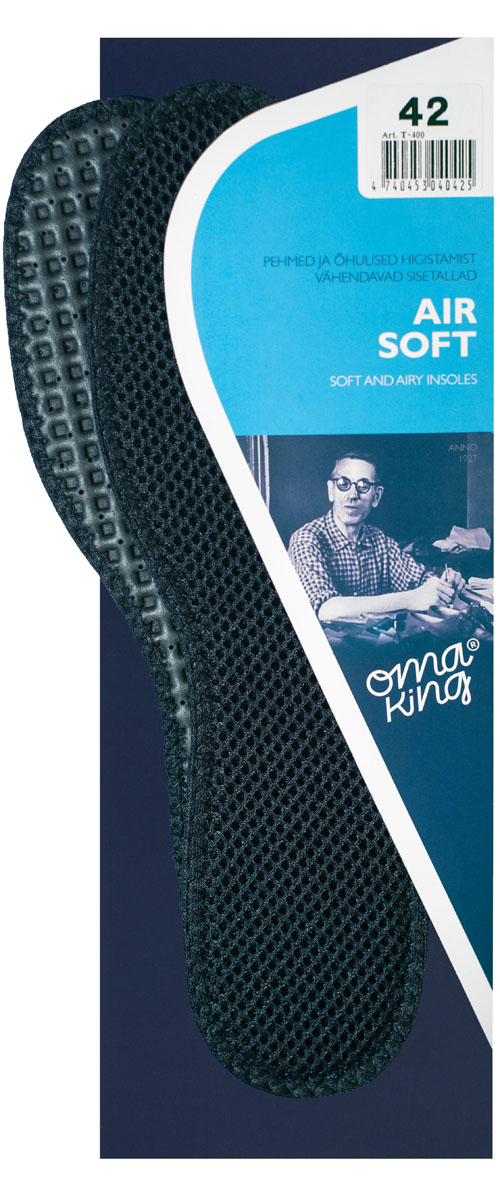 Стельки для обуви OmaKing OmaKing